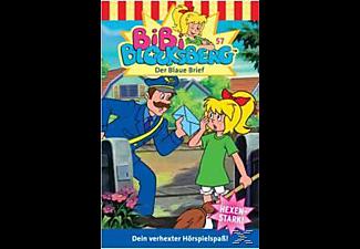 Bibi Blocksberg - Folge 057: Der Blaue Brief  - (MC)