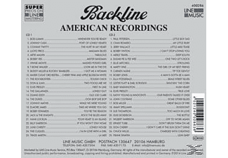 VARIOUS - Backline Vol.286  - (CD)