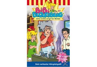 Bibi Blocksberg - Folge 090: Oma Grete Sorgt Für Wirbel  - (MC)