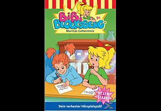 Bibi Blocksberg - Folge 091: Maritas Geheimnis  - (MC)