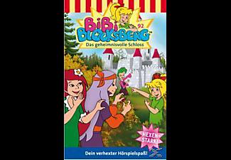 Bibi Blocksberg - Folge 092: Das Geheimnisvolle Schloss  - (MC)