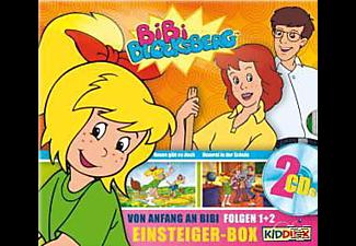 - Bibi Blocksberg - Einsteiger-Box  - (CD)