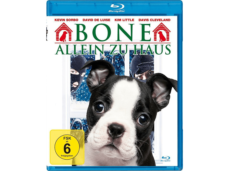 Bone allein zu Haus [Blu-ray]