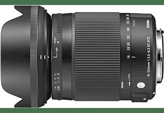 Objetivo - Sigma Dc 18-300MmF3.5-6.3 Os Hsm Para Nikon