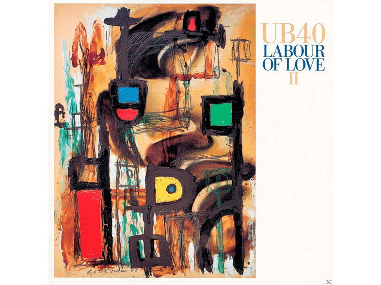 UB40 - Labour Of Love II CD