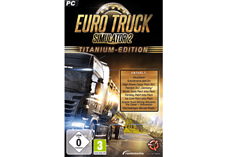 Euro Truck Simulator 2 (Titanium-Edition) - [PC]