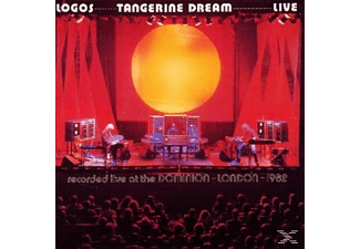 Tangerine Dream - Logos - Live (CD)