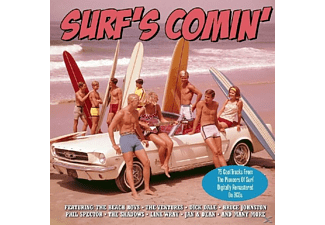 VARIOUS - Surf's Song  - (CD)