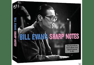 Bill Evans - Sharp Notes  - (CD)