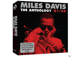 Miles Davis - The Anthology '51-'55 (20 Page Booklet)  - (CD)