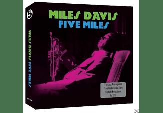 Miles Davis - Five Miles (20 Page Booklet)  - (CD)