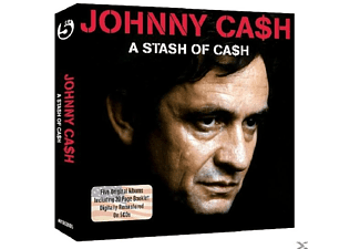 Johnny Cash - A Stash Of Cash (20 Page Booklet)  - (CD)