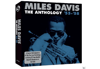 Miles Davis - The Anthology '55-'58 (20 Page Booklet)  - (CD)