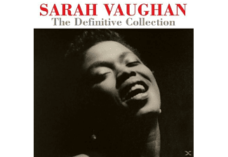 Sarah Vaughan - Definitve Collection  - (CD)