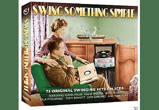 VARIOUS - Swing Something Simple  - (CD)