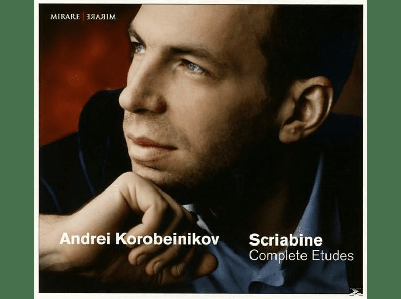 Andrei Korobeiniko (pno) - Complete Etudes [CD]