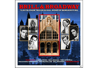 VARIOUS - Brill & Broadway  - (CD)