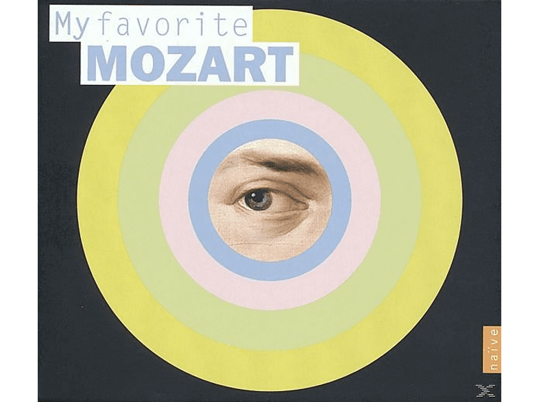 VARIOUS - My Favorite Mozart [CD]