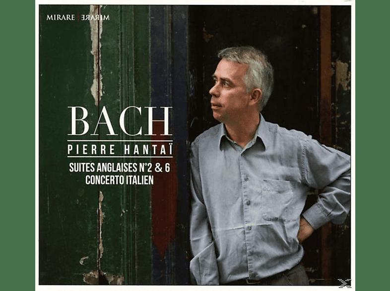 Pierre Hantai - Suites Anglaises [CD]