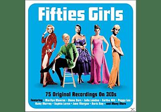 VARIOUS - Fifites Girls  - (CD)