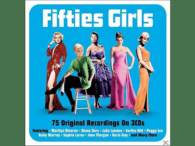 VARIOUS - Fifites Girls [CD]
