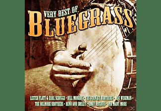 VARIOUS - Very Best Of Bluegrass  - (CD)