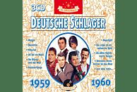 VARIOUS - Deutsche Schlager 1959-1960 [CD]