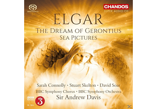 Connolly/Skelton/Soa - The Dream of Gerontius/Sea Pictures op.37 - (SACD Hybrid)
