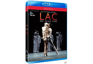 Behrend/Ball/Prieto - Lac After Swan Lake  - (Blu-ray)