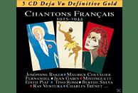VARIOUS - Chantons Francais 1925-1944 [CD]
