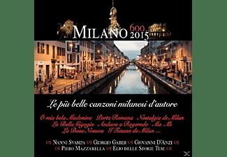 VARIOUS - Milano 600-2015  - (CD)