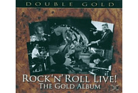VARIOUS - Rock N Roll Live The Gold Album [CD]
