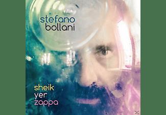 Stefano Bollani - Sheik Yer Zappa  - (CD)