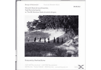 Meredith Monk - Songs Of Ascension  - (CD)