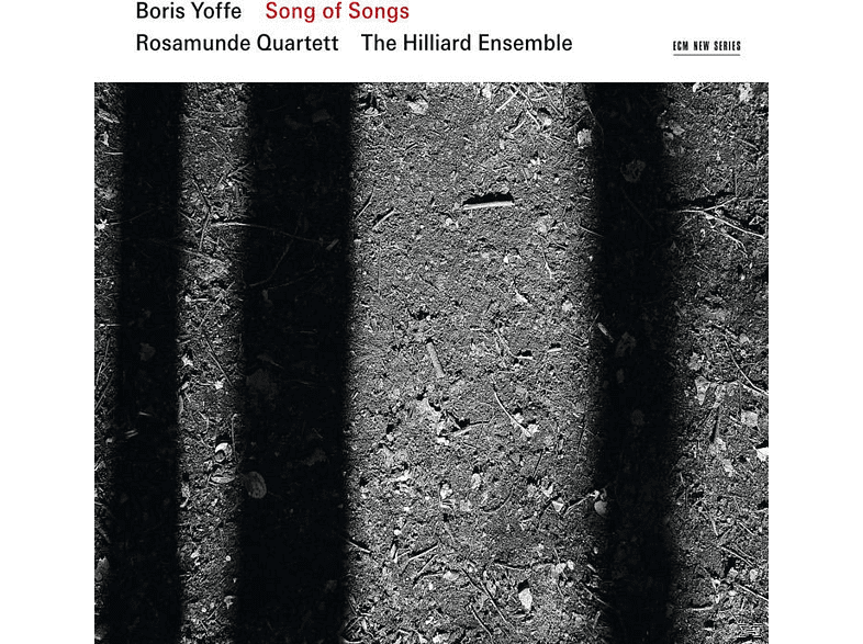 Boris Yoffe, Rosamunde Quartett & The Hilliard Ensemble - Song Of Songs [CD]