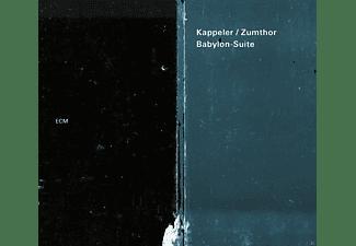 Kappeler, Zumthor - Babylon Suite  - (CD)