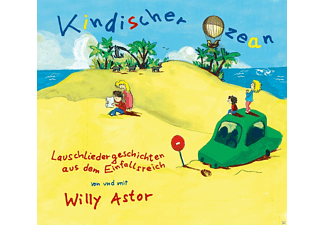 Willy Astor, VARIOUS - Kindischer Ozean  - (CD)