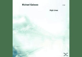 Michael Galasso - High Lines  - (CD)