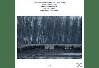 Eleni Karaindrou - The Suspended Step Of The Stork  - (CD)