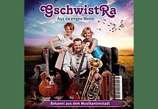 Gschwistra - Aus da engen Weitn  - (CD)