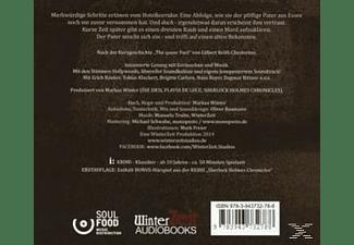 Pater Brown - Folge 02 - Die Seltsamen Schritte  - (CD)