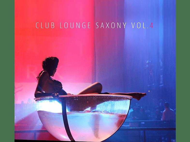 VARIOUS - Club Lounge Saxony Vol.4 [CD]