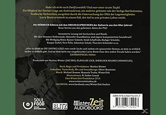 Larry Brent - Larry Brent 06: Die Loge des Teufels  - (CD)