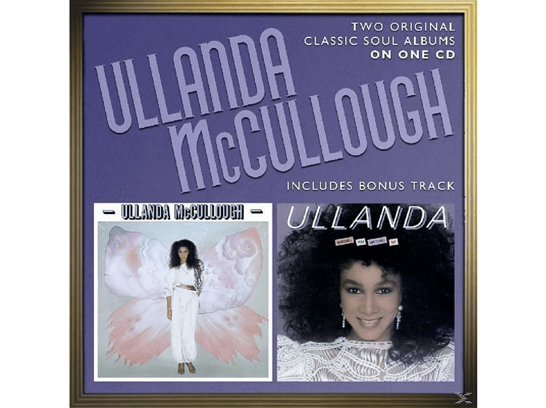 Ullanda Mccullough - Ullanda McCullough/Watch [CD]