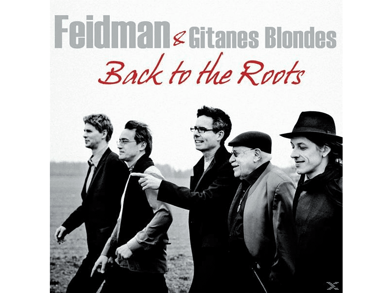 Giora Feidman - Back To The Roots [CD]