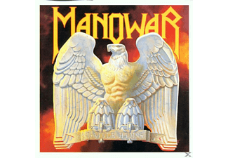 Manowar Battle Hymns Remastered CD