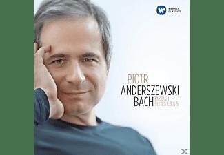 Piotr Anderszewski - Bach:Englische Suiten 1, 3 & 5  - (CD)