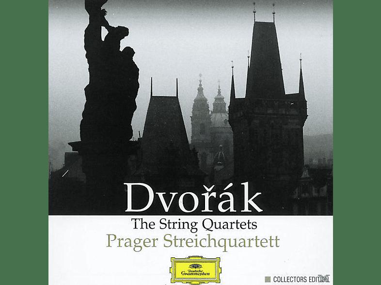 Prager Streichquartett - Sämtliche Streichquartette 1-14 (Ga) [CD]