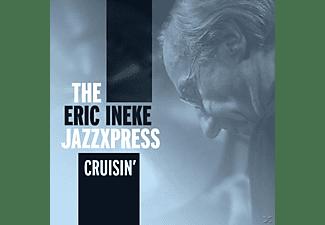 The Eric Ineke Jazzxpress - CRUISIN  - (CD)