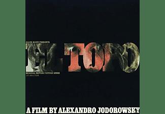 O.S.T., OST/VARIOUS - El Topo  - (CD)